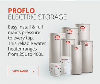 Proflo Electric Storage